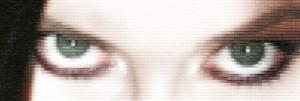 Scary eyes