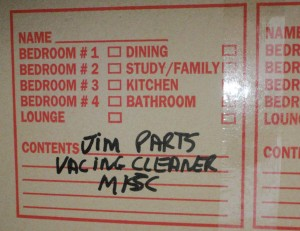 Jim Pieces Label