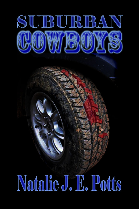 Suburban Cowboys by Natalie J E Potts