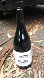 2013 Willunga Shiraz