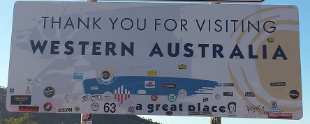 No, Western Australia, thank YOU!
